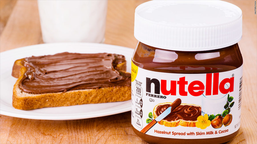 The French Riot Over...Nutella?