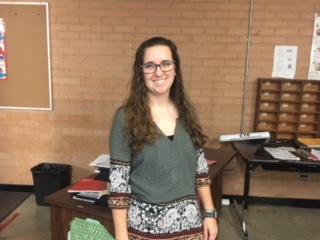 Sammi Peterson Receives VA Scholarship for Volunteer Service