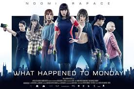 Movie Review - What Happened to Monday?