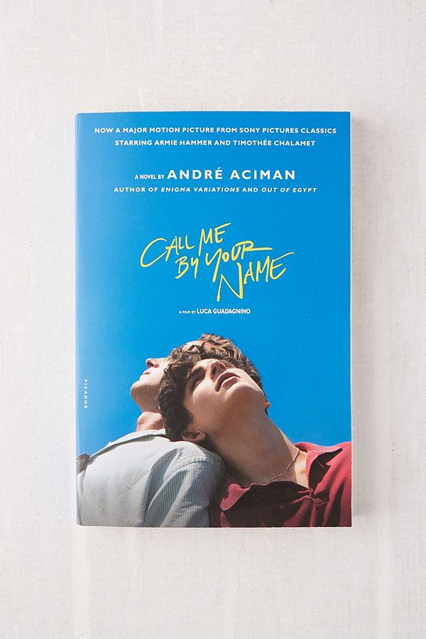 Call Me By Your Name – Book Review – The Paper Cut