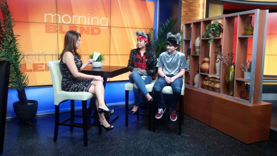 Sahuaro Drama Department Featured on Morning News Show