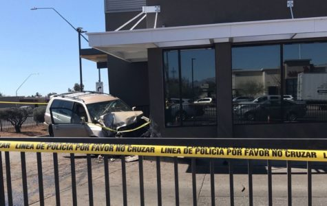 Pedestrian Killed at Dinosaur McDonald's