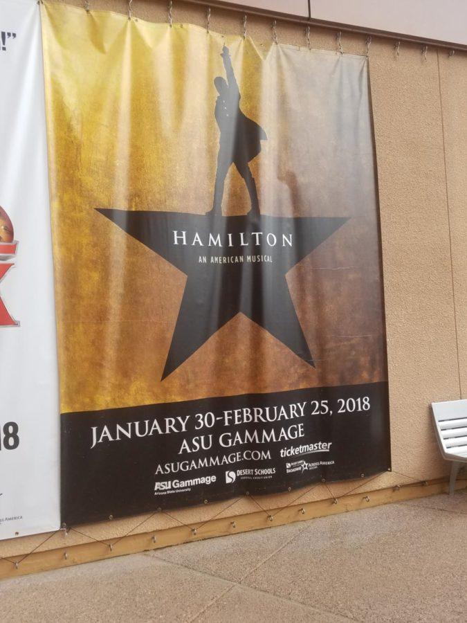 Sahuaro Students Learn History Through Hamilton Performance
