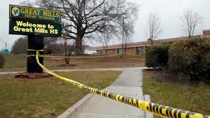 Girl Dies After School Shooting in Maryland
