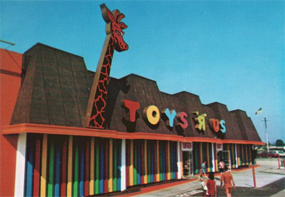 Goodbye To Toys R Us The Paper Cut