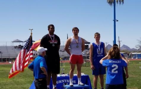 Boys Track Wins Mario Castro Invitational