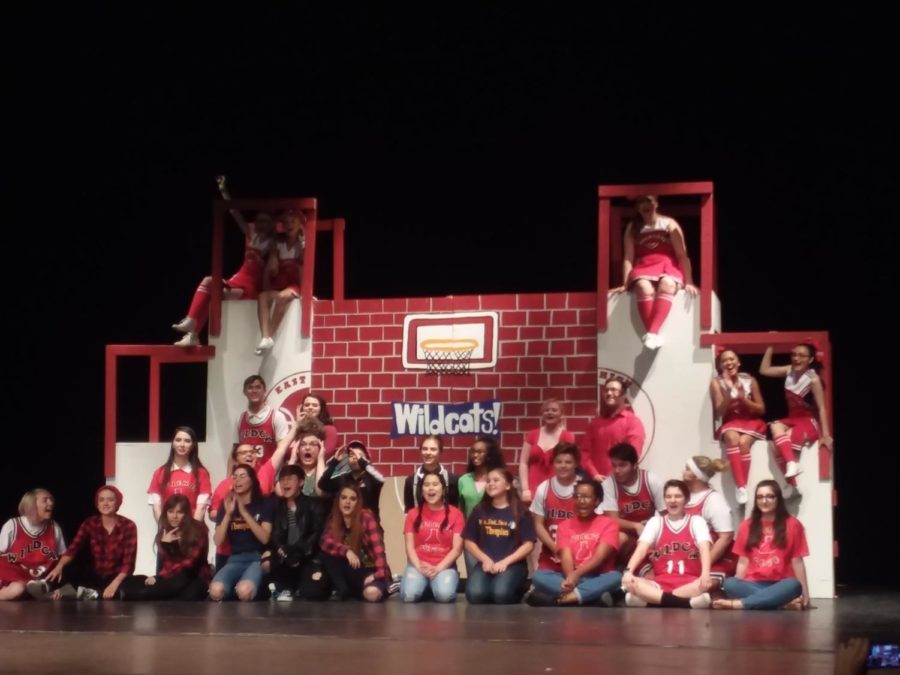 Sahuaro Bops to the Top with High School Musical Play
