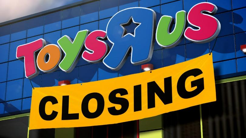 Goodbye to Toys R Us