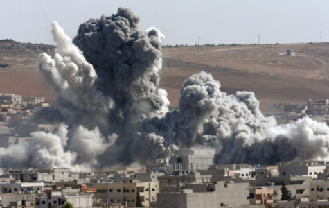 U.S. and Allies Strike Syria