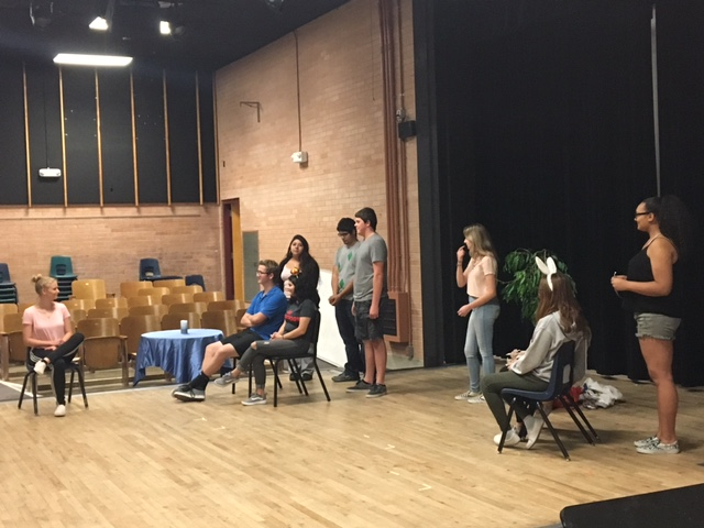 Sahuaro Thespians to Direct One-Act Plays