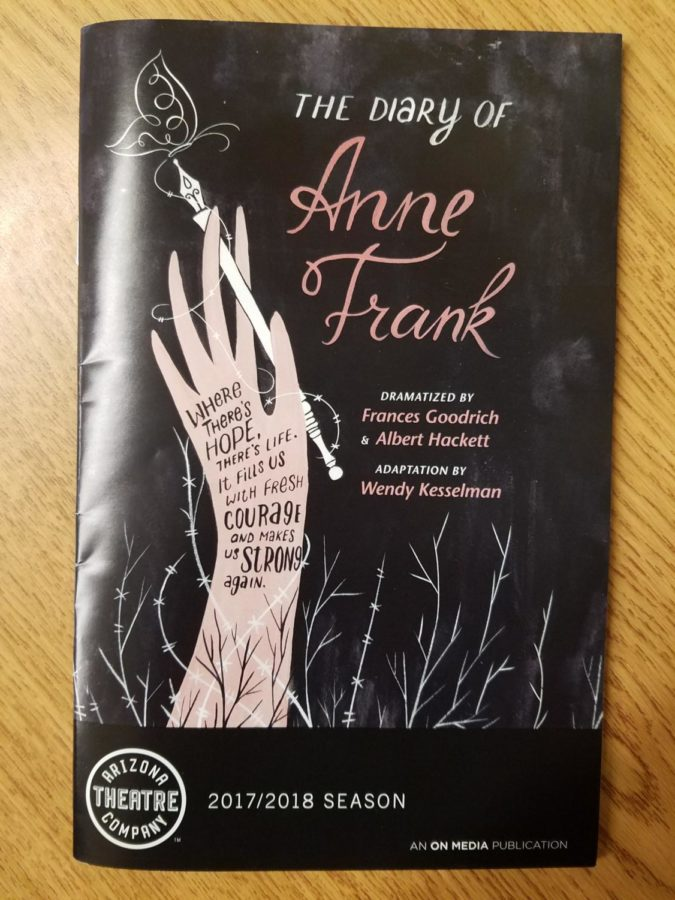 Sahuaro Students Attend The Diary of Anne Frank
