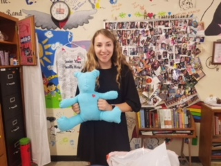 Alanna Burke Senior Project: Teddy Bears For Comfort