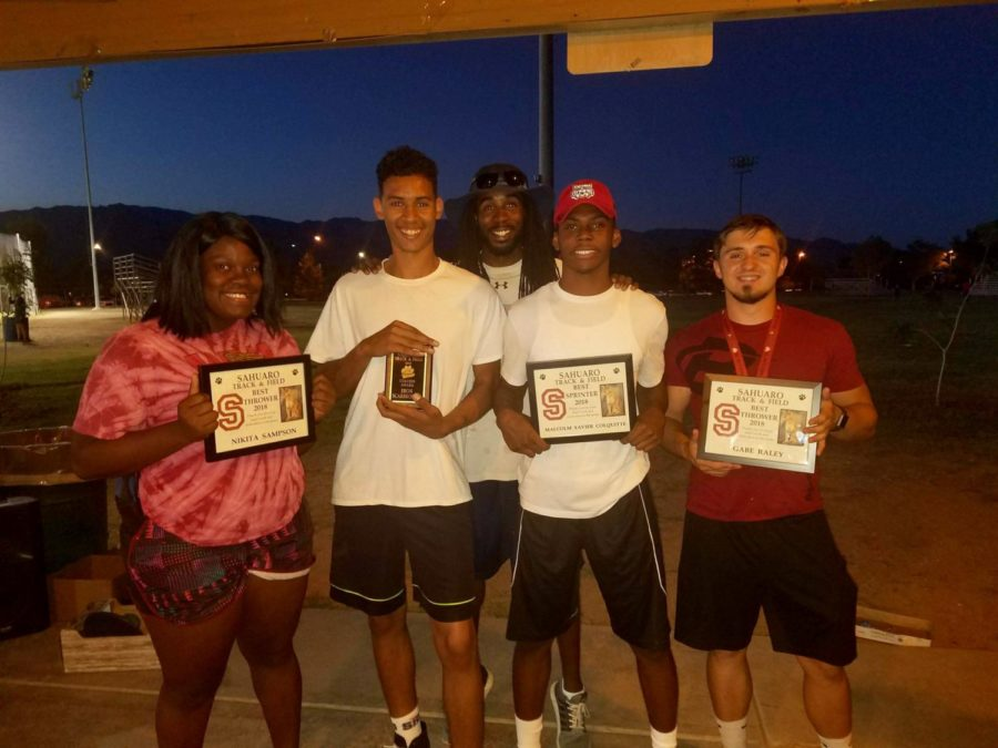 Seniors Reflect on 2018 Track Season