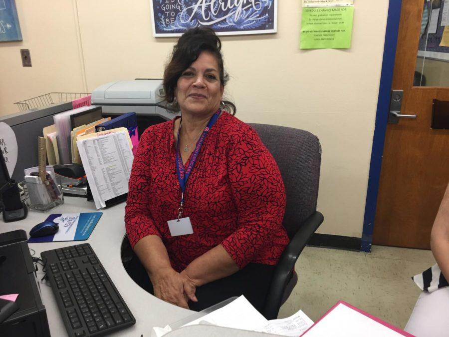 Meet the New Counseling Office Secretary Mrs. Gloria