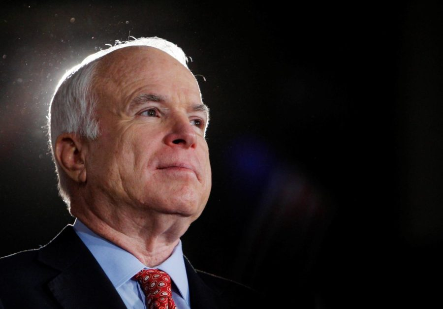The+World+Says+Goodbye+to+a+True+American+Hero+John+McCain