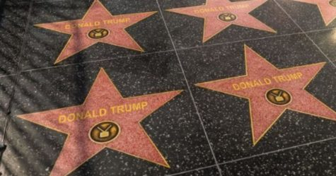 Hollywood Wanting to Say Bye to Trump's Star