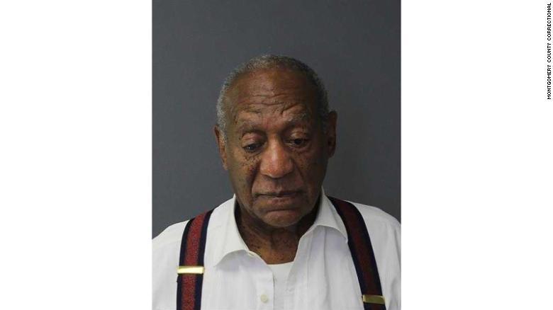Bill Cosbys mugshot taken on September 25th, 2018 ( Source Fox News)