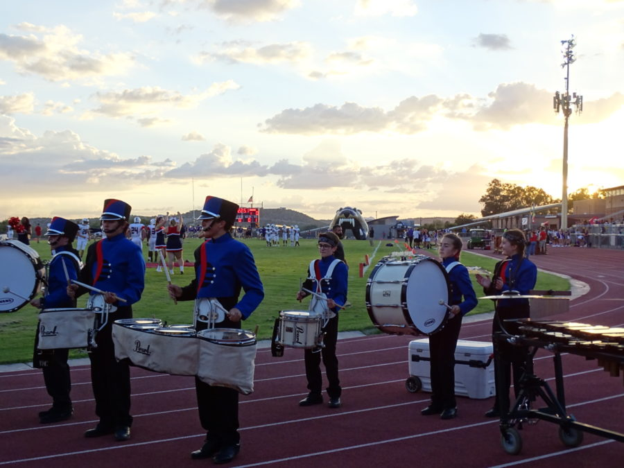 Marching Band: Harder Than it Looks