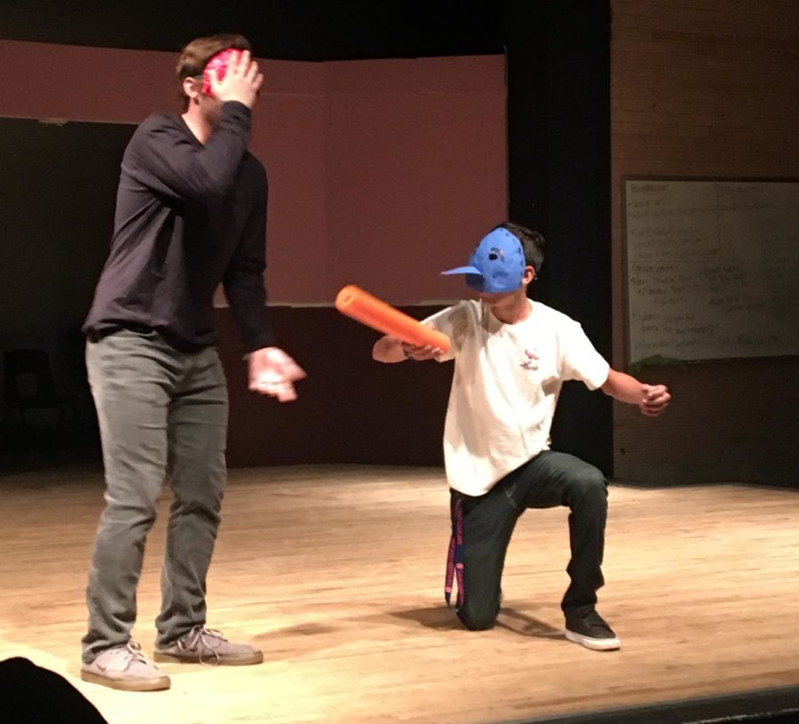 Intermediate Drama Makes The Audience Cry With Laughter