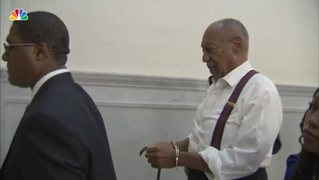 From a Comedian to a Prisoner, Cosby Sentenced to 3-10 Years