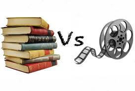 Movies or Books? The Choice is Clear