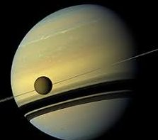 Could There Be Life on Saturn's Moon?