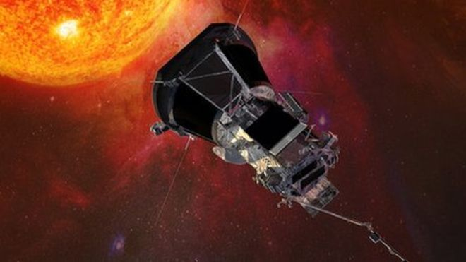 NASA Probe Breaks World Records