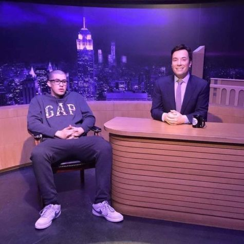Bad Bunny's Message to Trump on The Tonight Show – The Paper Cut