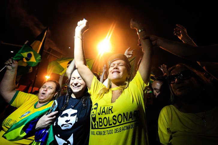 Extreme Right-Wing Candidate Wins Brazilian Presidential Election