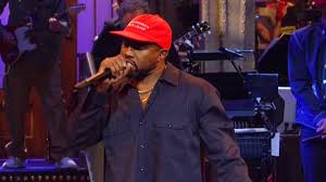 Kanye West Surprised Everyone at 'SNL'