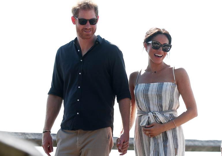 Megan Markle Is Pregnant!!