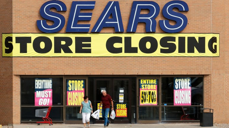 Sears Goes Bankrupt