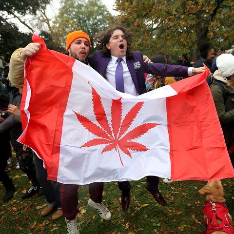 Canada Craze For Cannabis