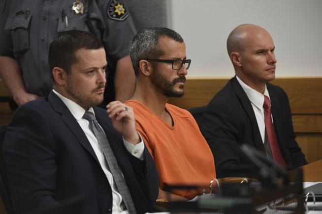 Chris+Watts+Pleads+Guilty+After+Murdering+his+Pregnant+Wife+and+Two+Daughters