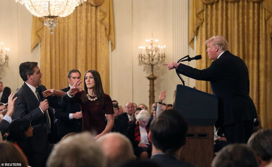 Acosta Ban From The White House Overturned