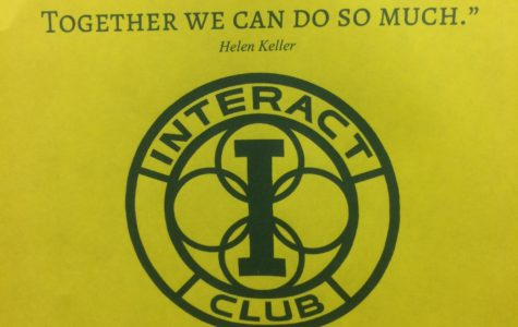 Interact Club Spices Up Nurse's Office