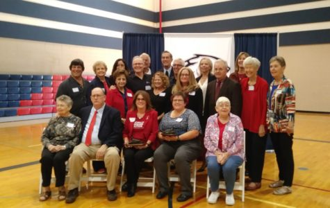 Cougar Foundation Inductions