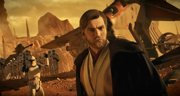 Star Wars Battlefront 2 Adds Obi-Wan Kenobi and Geonosis