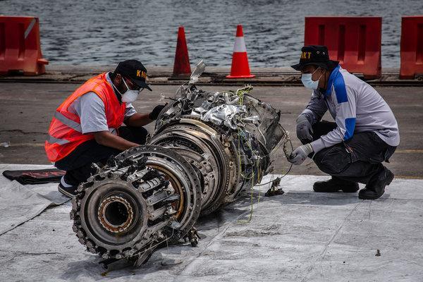Indonesian Plane Crash