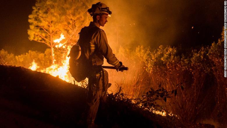 Californias Deadliest Fires in History