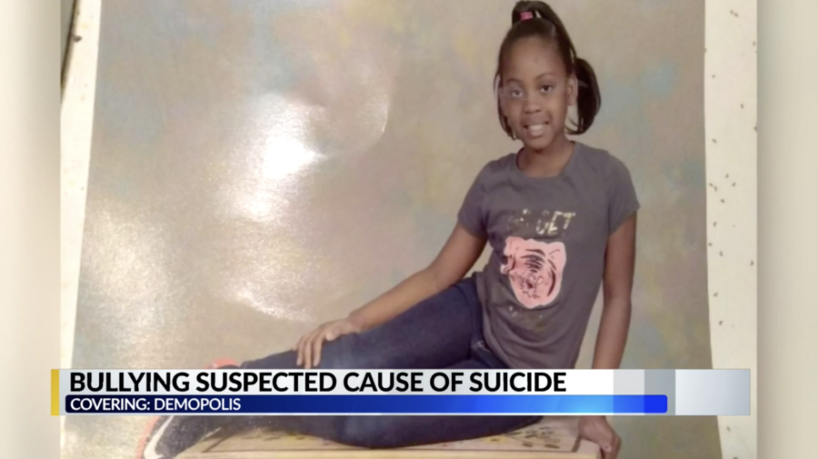 9-Year-Old Takes Her Life Due to Bullying