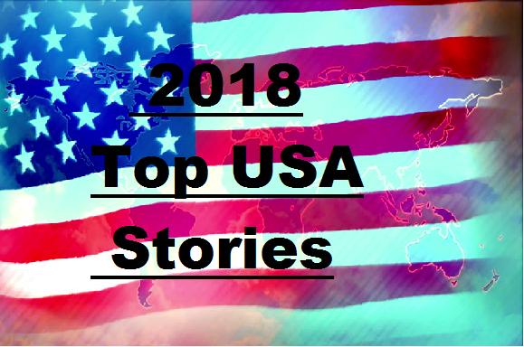 Top USA News of 2018