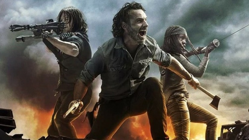 AMC%27s+The+Walking+Dead+Mid+Season+9+Wrap+Up+-+SPOILERS%21