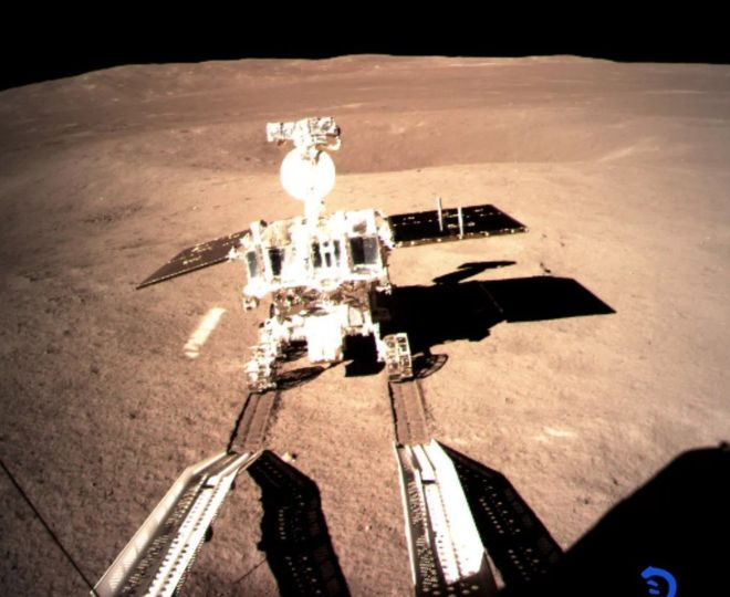 China Lands on Dark Side of Moon