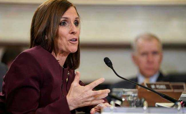 Martha McSally: Raped While She Was In The Air Force