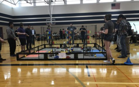 Sahuaro's Robotics Competition 2019