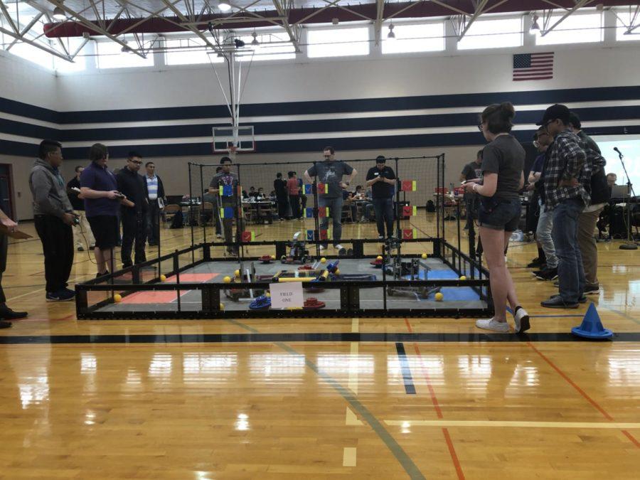 Sahuaros Robotics Competition 2019
