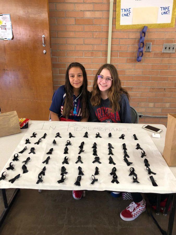 Awareness Week At Sahuaro High School
