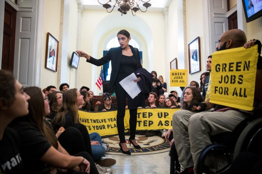 What Does the Green New Deal Mean?