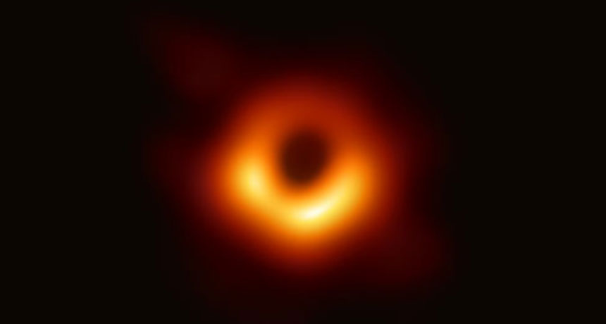 ...And Then The First Image of a Black Hole Was Captured